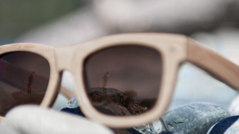 storia occhiali da sole