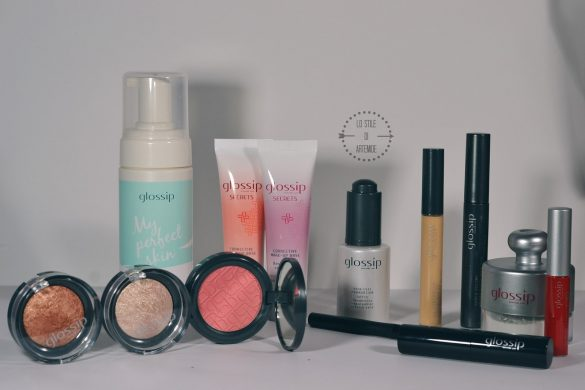 Glossip make up: i miei prodotti top e flop