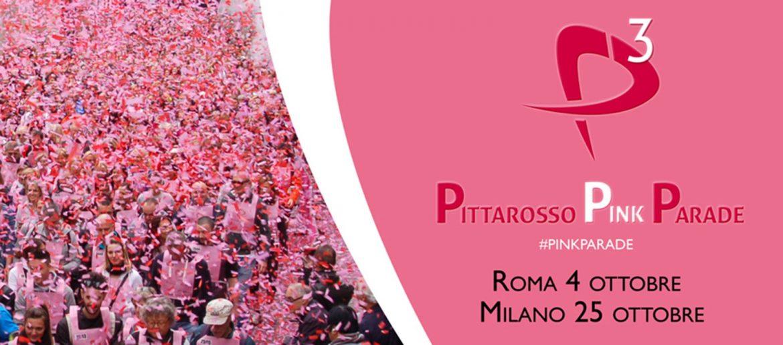 Pittarosso PinkParade 2015