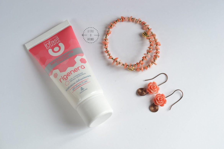 deodoranti e linea intimo di Infasil