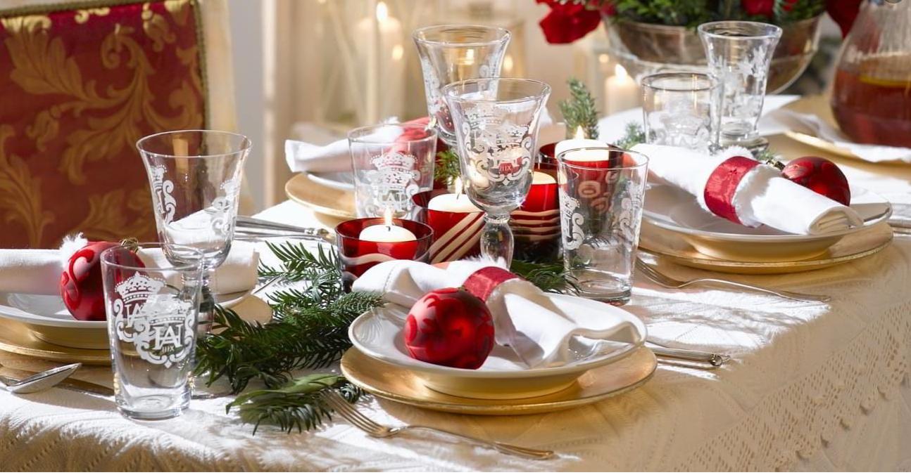 tavola delle feste