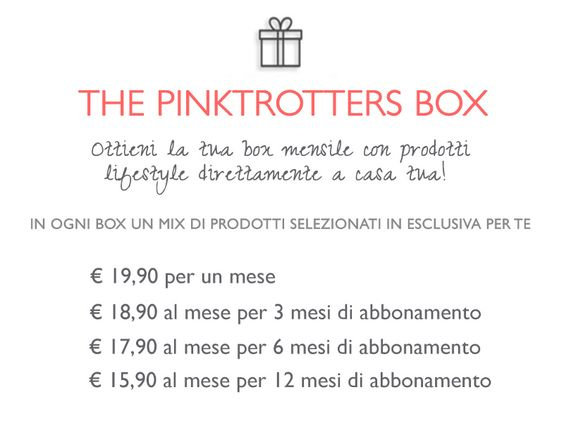 pinktrotters box