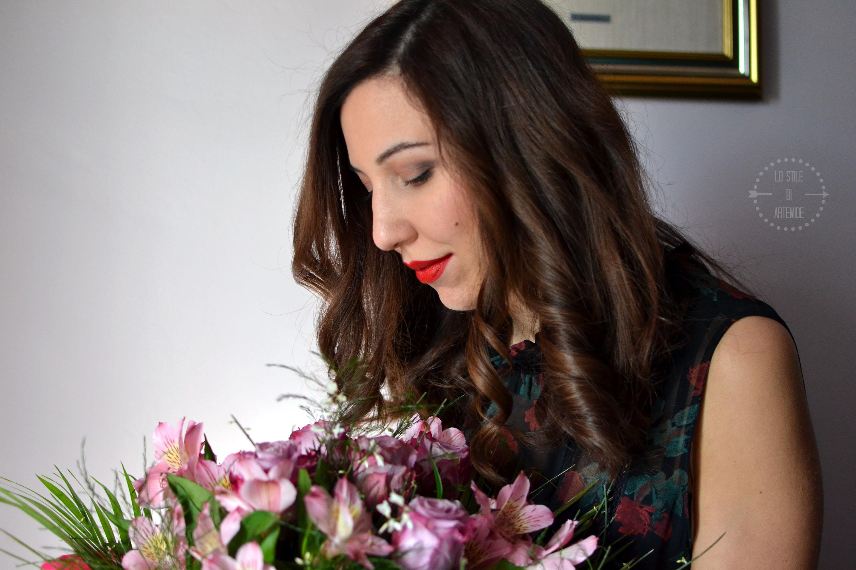 info for c8922 6f913 Un lungo vestito a fiori per il compleanno - Lo stile di ...