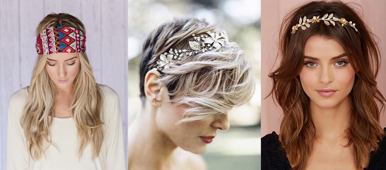 Cerchietto per i capelli: il lato (non solo) glam dell'accessorio