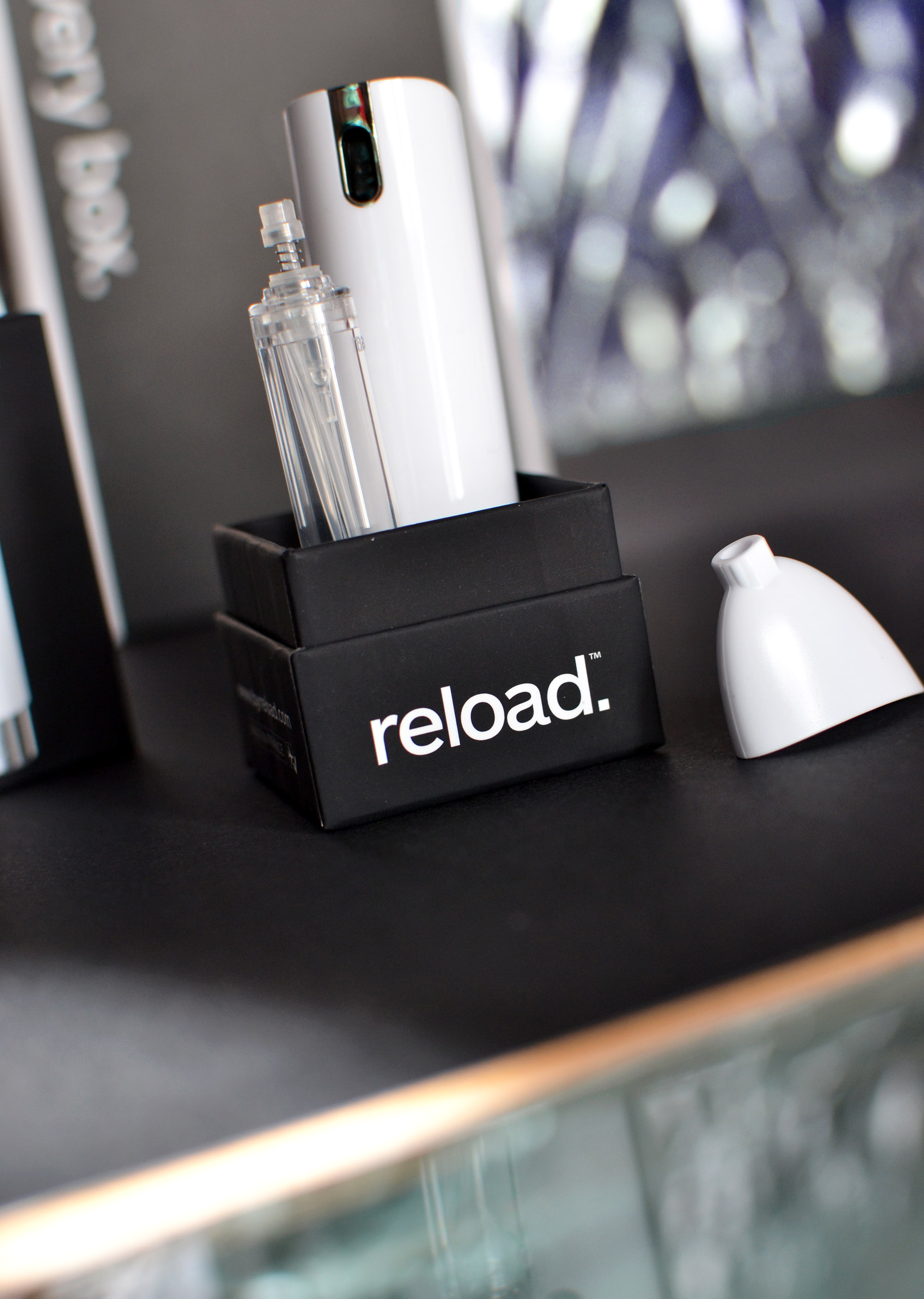 Reload mini-spray