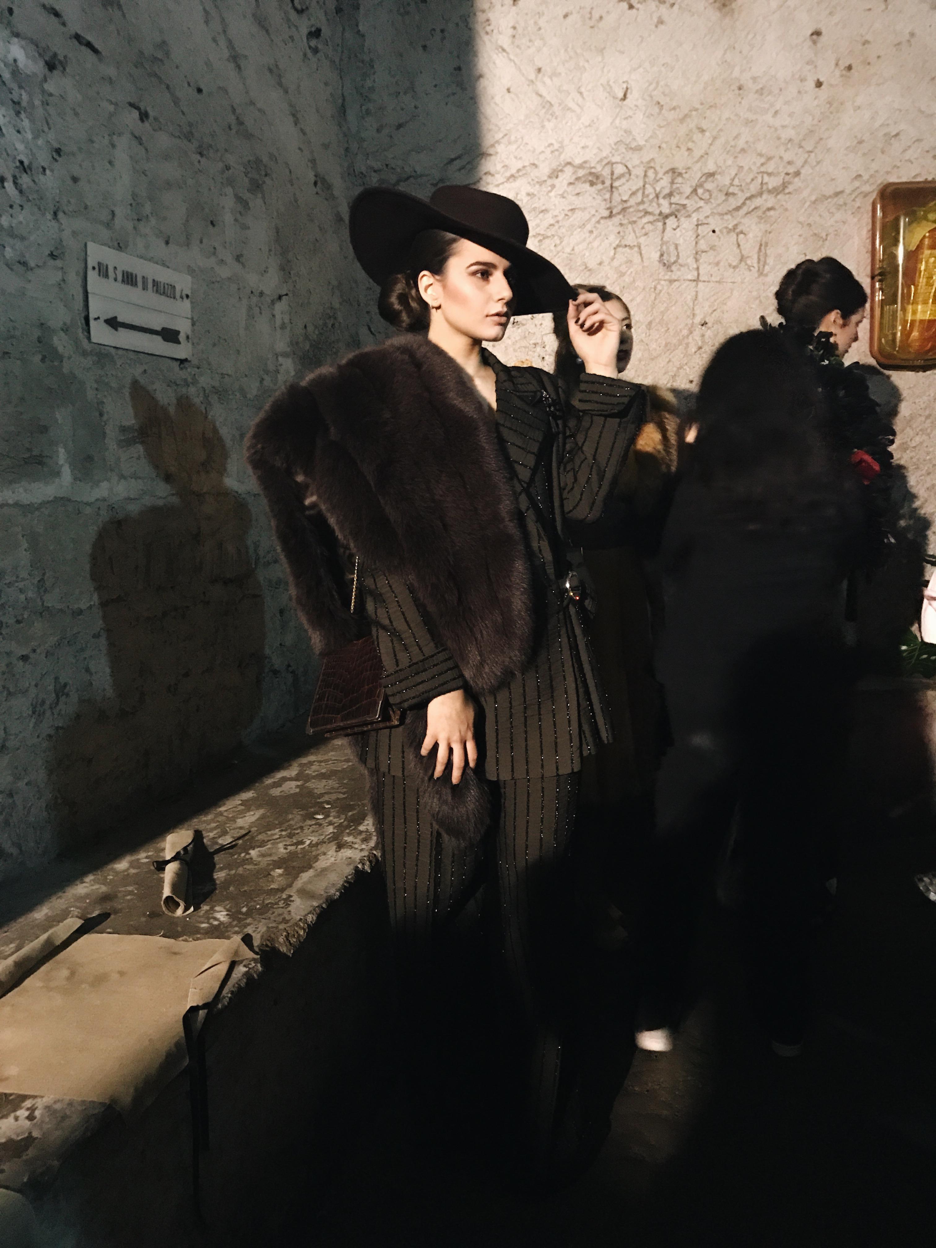 sfilata abiti storici Bencivenga