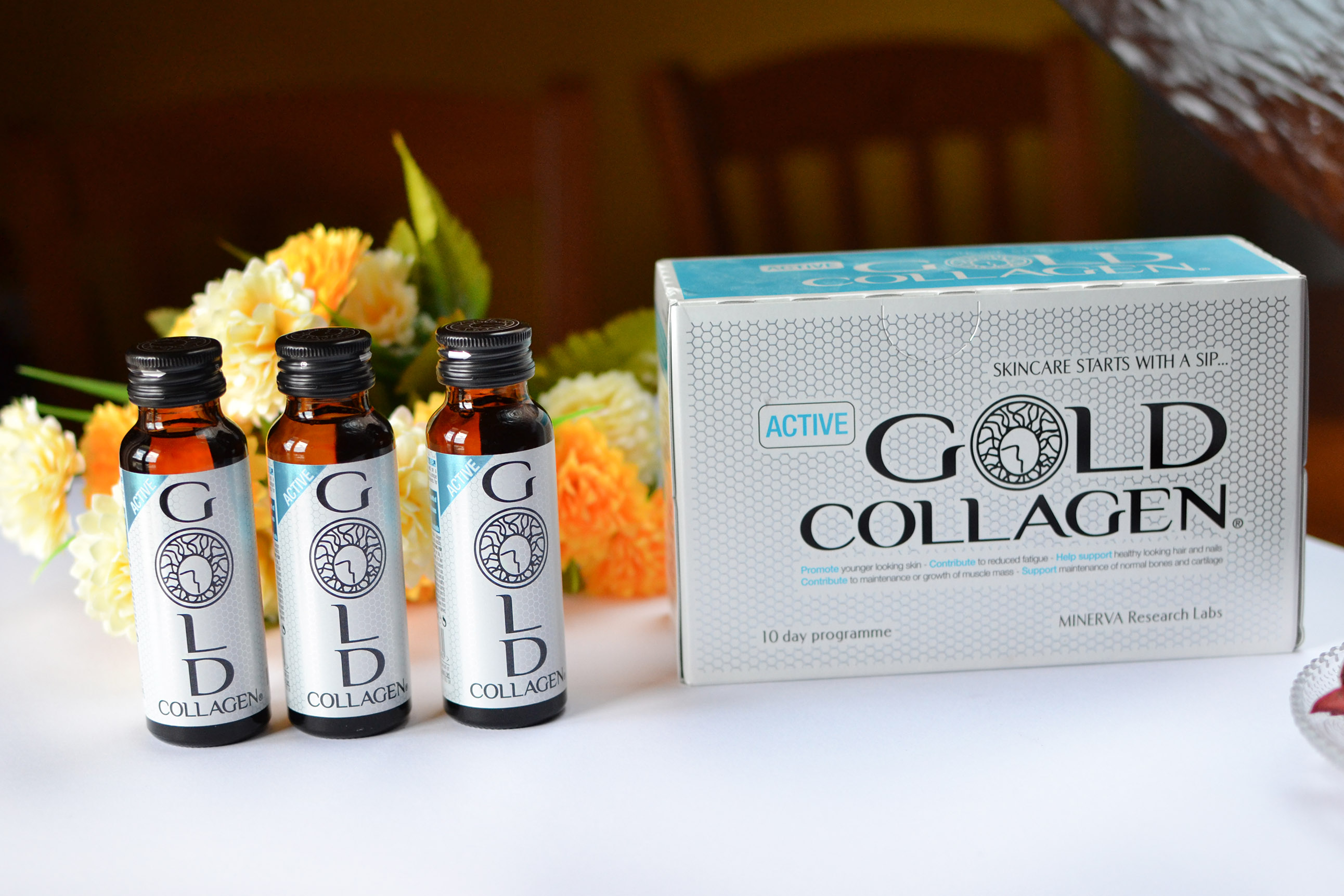 Gold Collagen Active