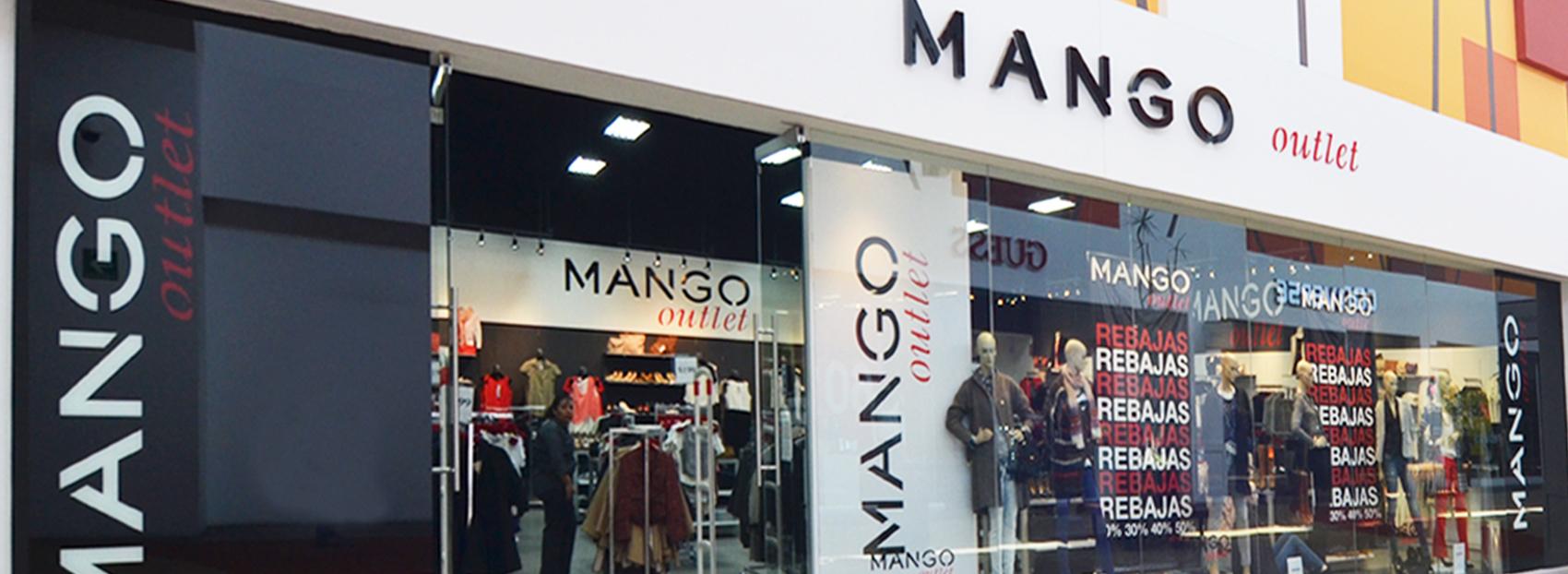 Mango outlet italia