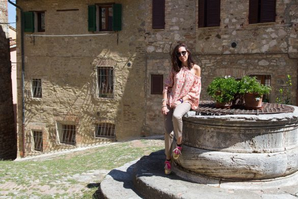 castiglione d'orcia: la mia mini vacanza