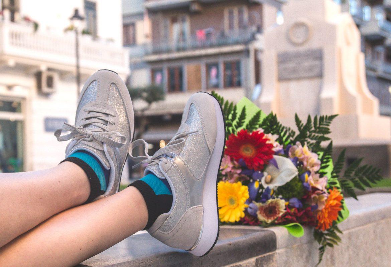 Sneakers Scholl: la scelta di comfort per le lunghe camminate