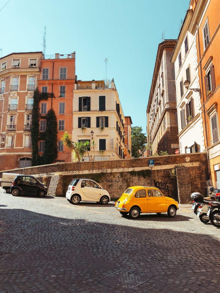 soggiornare a roma