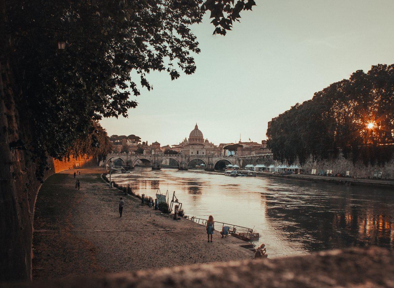 soggiornare a roma in primavera