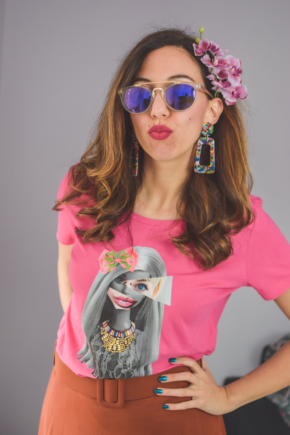 t-shirt barbie pac design