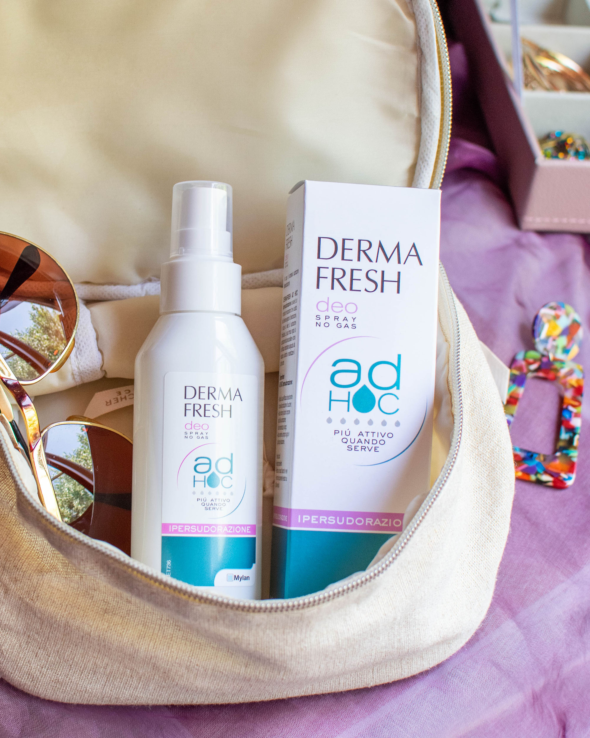 deodorante Dermafresh