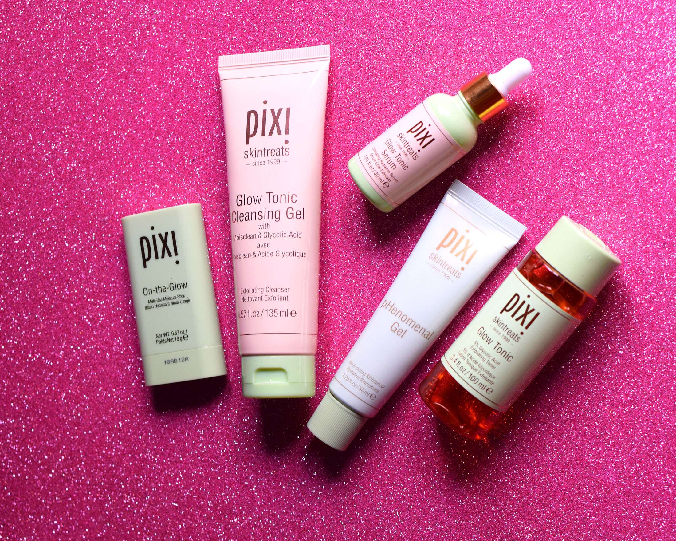 Pelli impure: nasce la linea Pixi Glow Collection