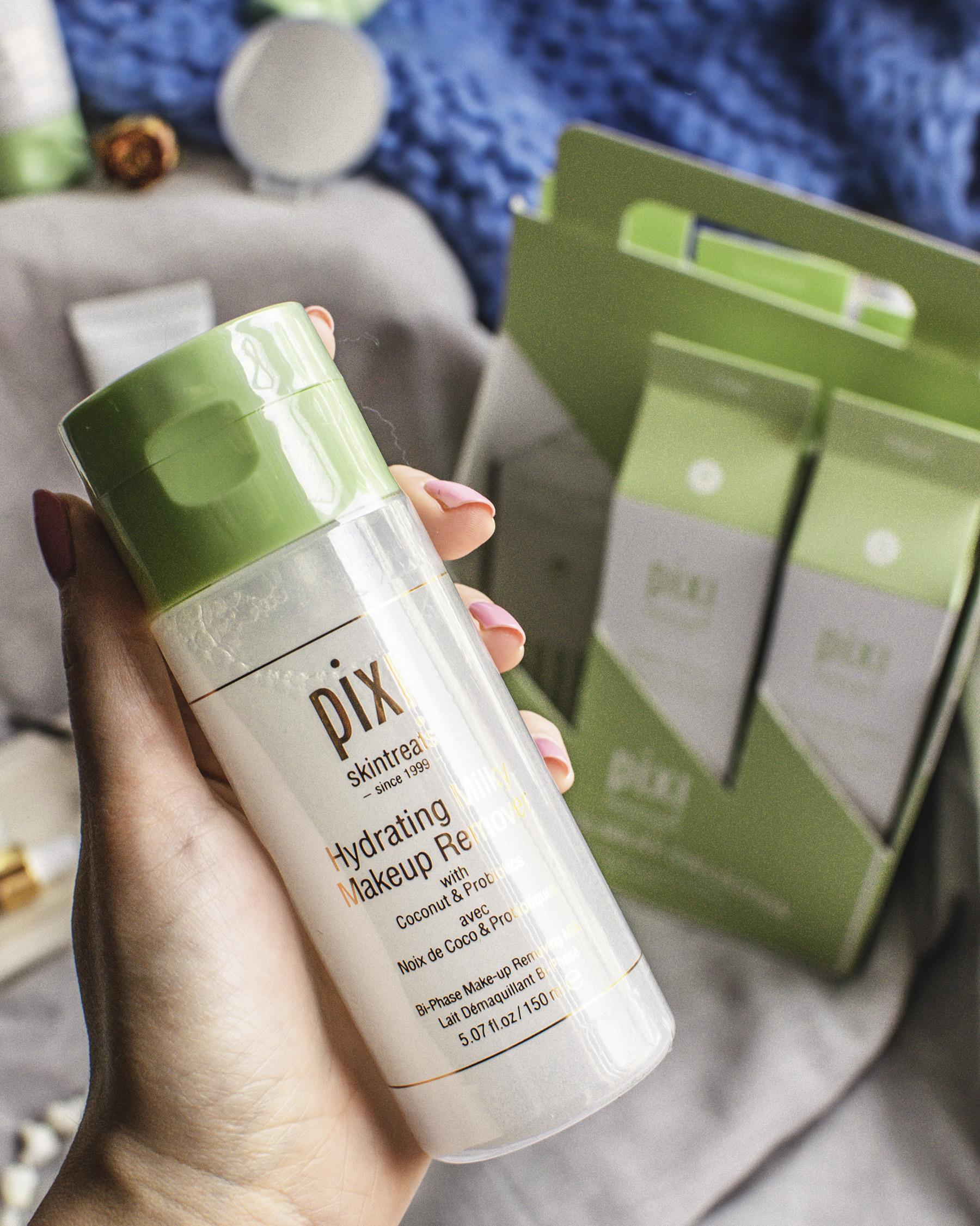 Hydrating Milky makeup remover per pelli sensibili