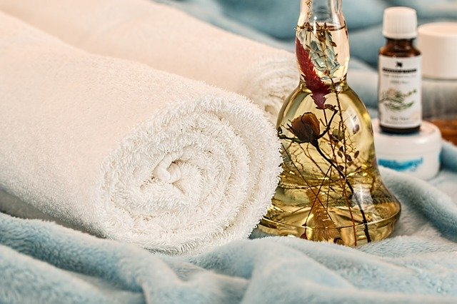 cambiare asciugamani skin care