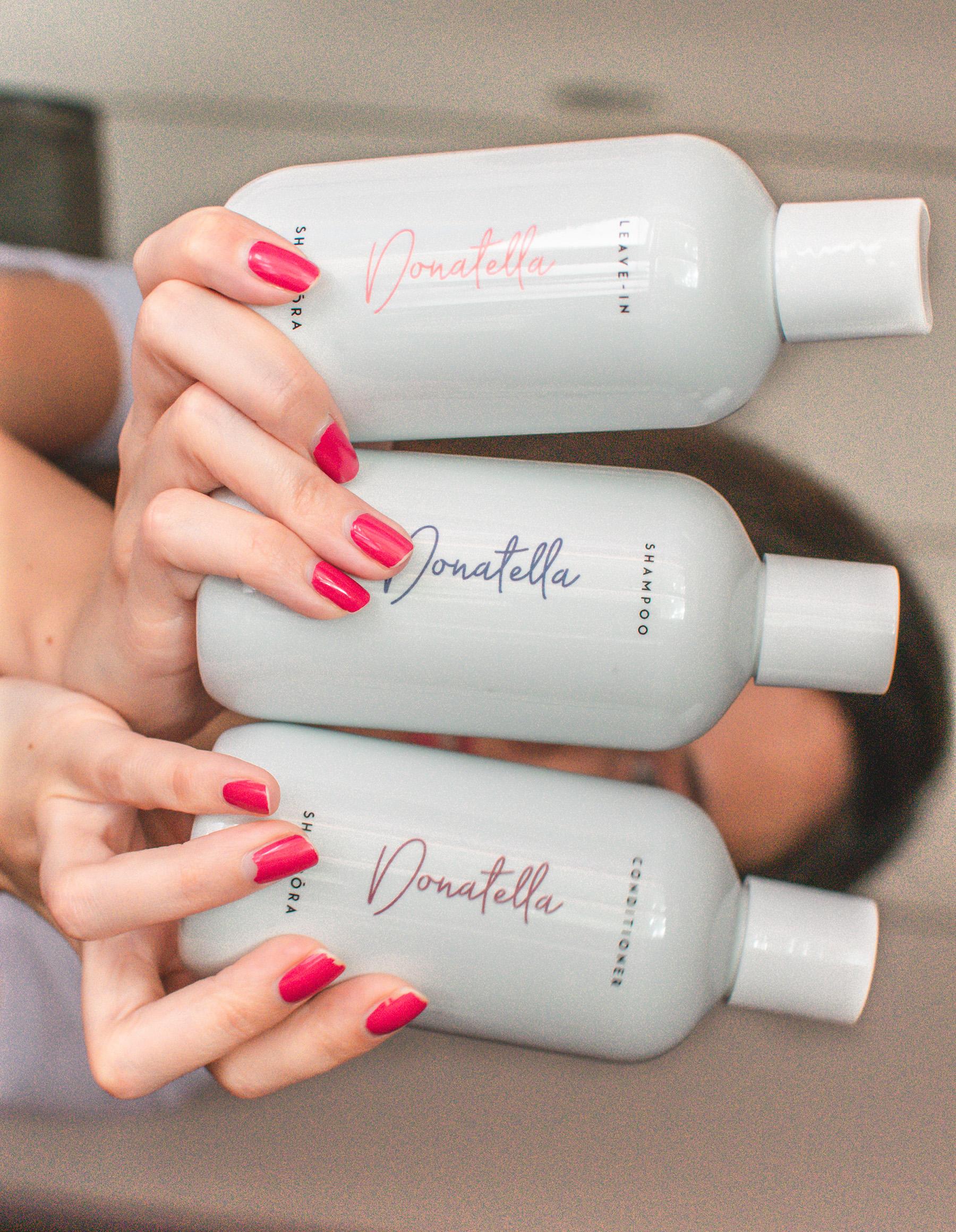 prodotti per capelli personalizzati shampora