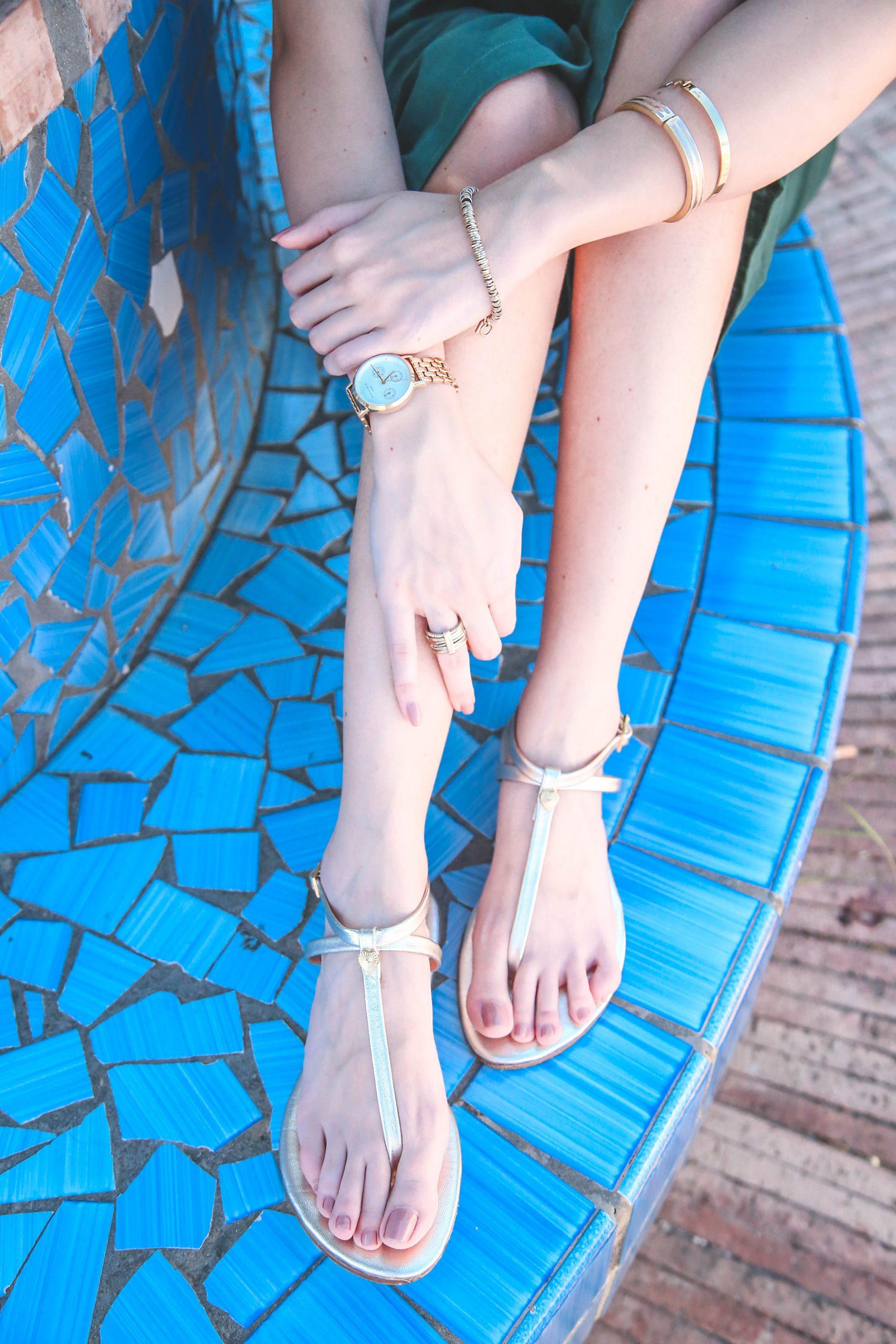 sandali positano