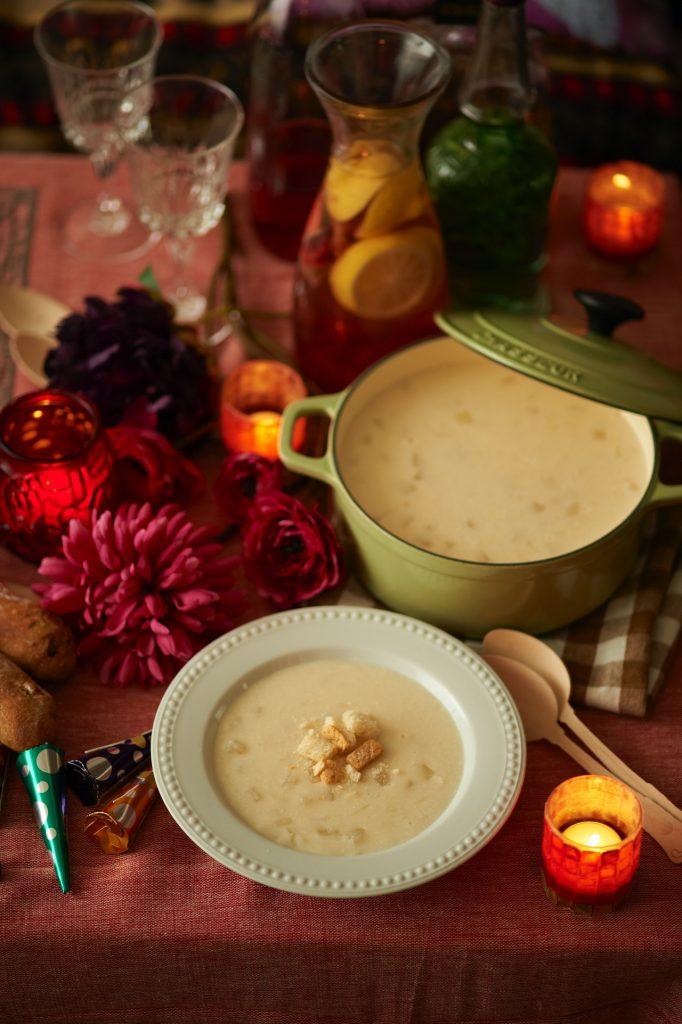 zuppe con crostini